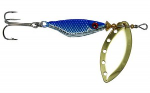 Блесна Extreme Fishing Absolute Obsession №2 9г S/Blue/G 30006006