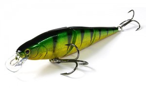Воблер LUCKY CRAFT Pointer 125 Aurora Green Perch 280