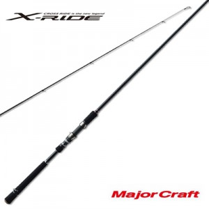 Спиннинг MAJOR CRAFT X-Ride XRS-862ML 10-30г
