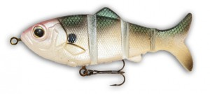 Свимбейт Reaction Strike Revolution Shad rES-5-WAKE-GHOST NATURAL SHAD 14см 29г