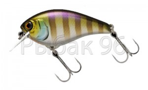 Воблер JACKALL Aska 45 MR 74604 blue gill