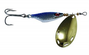 Блесна Extreme Fishing Obsolute Obsession №2 9г S/Blue/G 30006030
