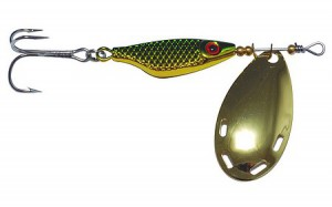Блесна Extreme Fishing Obsolute Obsession №3 12г G/Green/G 30006032