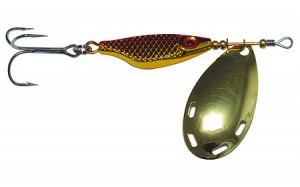 Блесна Extreme Fishing Obsolute Obsession №3 12г G/Red/G 30006034
