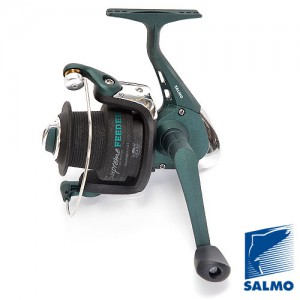 Катушка SALMO Supreme Feeder 1+1 BB 5550FD