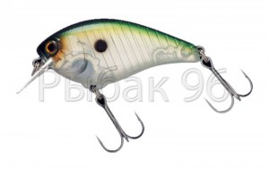 Воблер JACKALL Aska 45 SR 74086 sk magic green