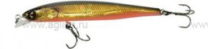 Воблер JACKALL Colt Minnow 80 SP 43648 hl gold & black