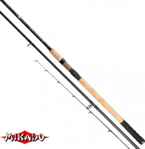 Фидер Mikado Black Stone Medium Feeder 380, 3.80m, do120g