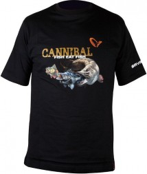 Футболка SAVAGE GEAR Cannibal SG42342 р.XXL