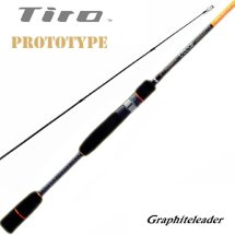 Спиннинг двухчастный Graphiteleader Tiro Prototype GOTPS-842 ML-T 4-24g