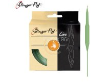 Шнур нахлыстовый STINGER FLY X-Presentation float-SF WFX 4F