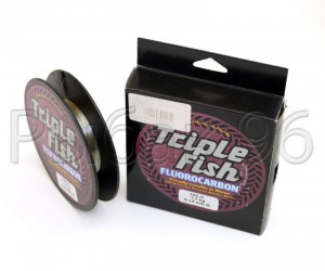 Леска TRIPLE FISH Fluorocarbon 0.16 125 м